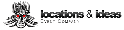locations & ideas – Event Agentur Logo
